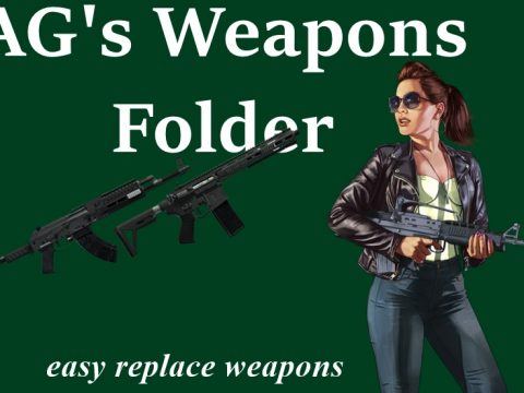 AG's Weapons Folder 1.0