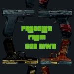 """PROKOLOT"" from COD MW Remaster [2K|Custom Tints|Animated]"