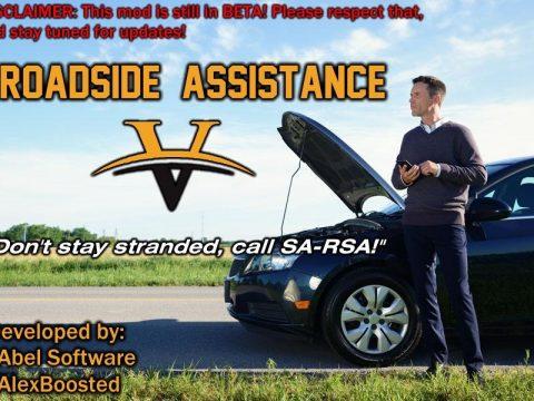 Roadside Assistance V 0.3.1