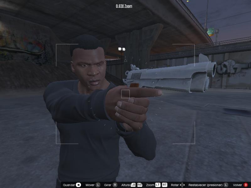 FORTNITE: Vigilante Pistol + Drum Gun