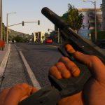 Walther P99 + Flashlight and Silencer