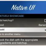NativeUI Library 1.9.1