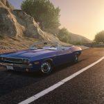 1970 Dodge Challenger Convertible [Replace / FiveM] v1