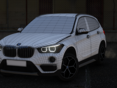 [DEV] 2016 BMW X1 [Unlocked] 1.0