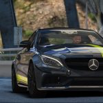 2017 Mercedes Benz C63S AMG Coupe Realistic Handling 1.0