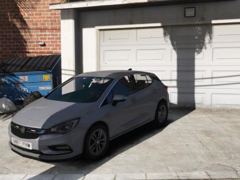 2018 Metropolitan Police Astra Hatchback Q Car 1.0