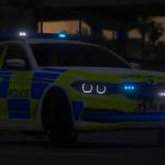 2018 Police BMW 5 Series G31 [ELS] 1.0