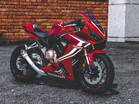 2019 Honda CBR650R [ Add-On | Tuning ] 1.0
