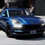 2019 Porsche Macan Turbo [ Add-On | Extras | Dirt ] 1.0