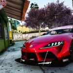 2020 Toyota Supra A90 Pandem Kit [Add-On / Replace] 2.0