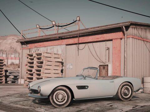 BMW 507 '59 [Add-On | LODs | Template] 1.0HF