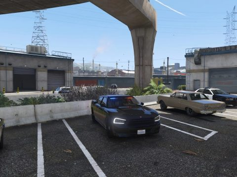 Buffalo S SAHP / LSPD [Add-On] 1.2