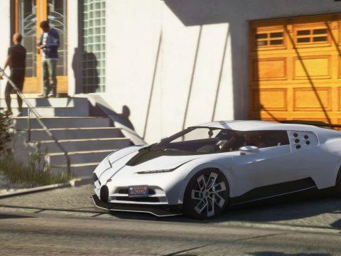 Bugatti Centodieci 2020 [Add-On] 1.1