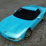 Chevrolet Corvette C5 Z06 [ LODs | Add-On | Template | Liveries ]
