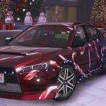 Christmas Kuruma [Add-On | Tuning | Liveries | LODS] 1.0