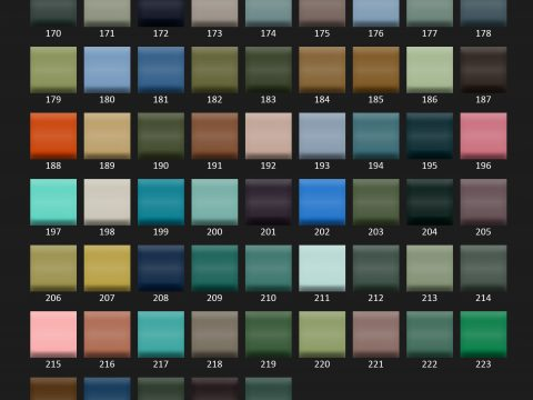 Classic Car Colours [Add-On] 1.6