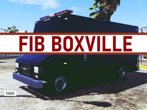 FIB SWAT Boxville [Add-On - Sound] 1.0