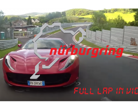 Ferrari 812 SuperFast Most Realistic Handling and Physics 1.1