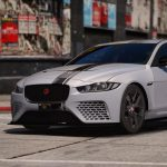 Jaguar XE SVR Project 8 [Add-On] 1.0.2