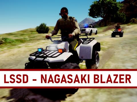 LSSD Nagasaki Blazer [Add-On - Sound] 1.0