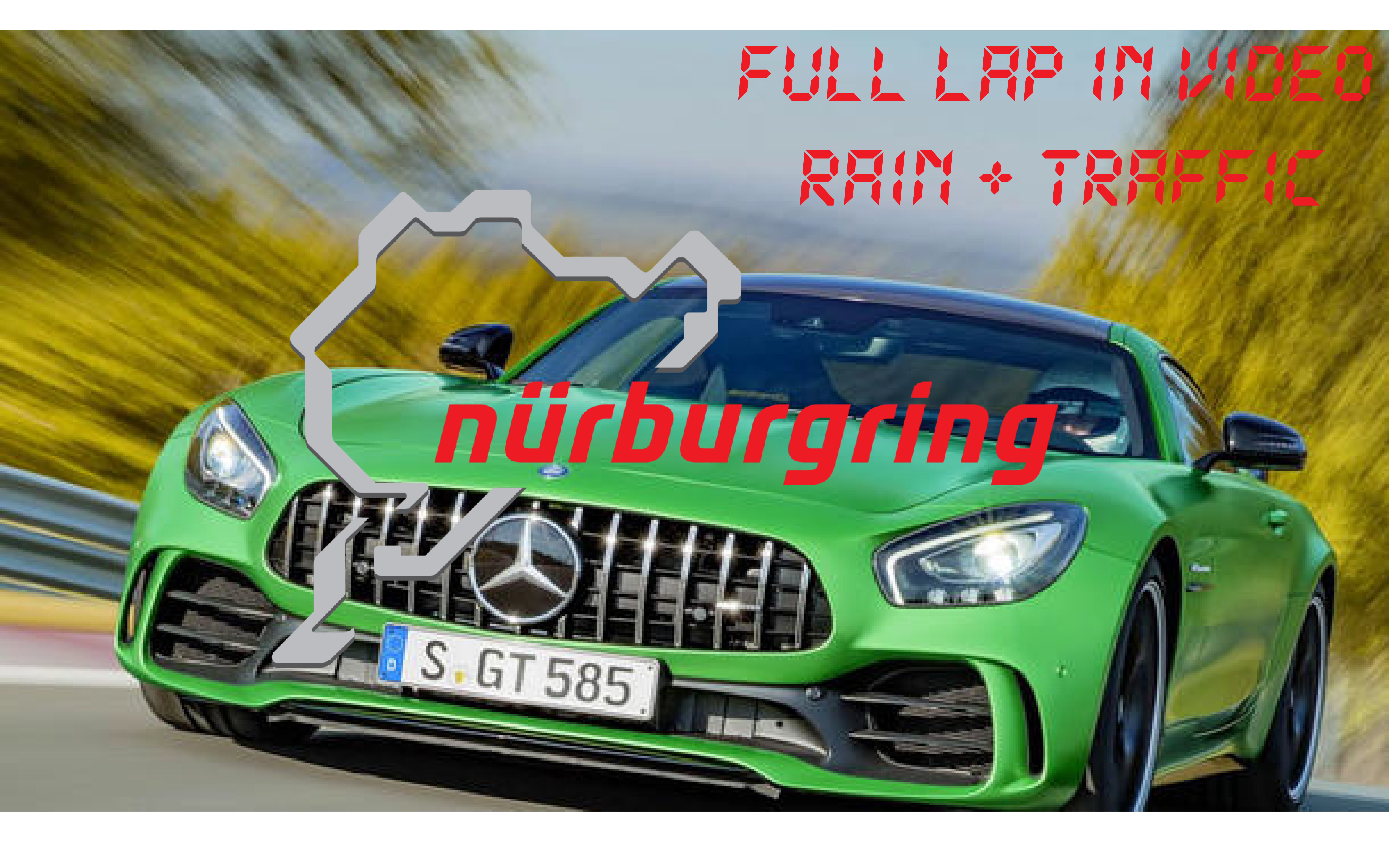 Mercedes-Benz AMG GT Most Realistic Handling and Physics