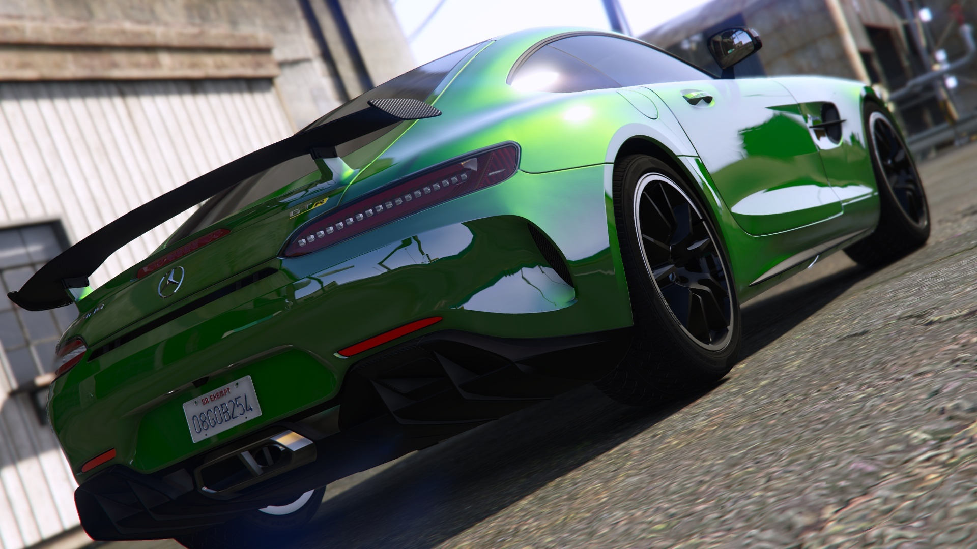 Mercedes-Benz AMG GT Most Realistic Handling and Physics 1