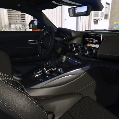 Mercedes-Benz A45 AMG Engine Sound Mod & Realistic