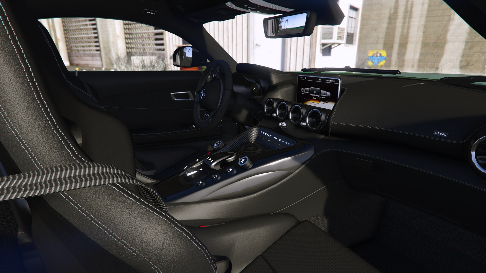 Gran Turismo Mod - Real Simulation Handling for BMW M6 E63