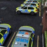 Metropolitan Police BMW X5 F15 Pack 1.0