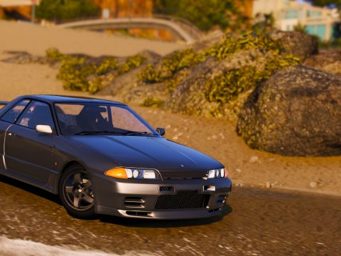 Nissan Skyline R32 [Add-On | Extras | Tuning] 1.0