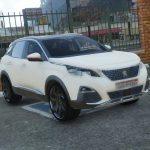 Peugeot 3008 - 2018 [Add-On / Replace] 1.0