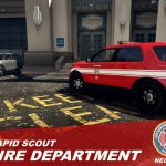 Vapid Scout Fire Department [ADDON]