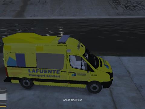 Volkswagen Crafter 2011 Ambulancias LaFuente / Ambulancia - Ambulance 2.0