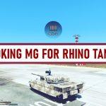 Woking MG For Rhino Tank [Add-On] 1.0