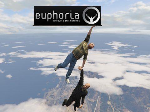 Euphoria Grab Cooperation Simulation