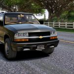 2001 Chevrolet Blazer [Replace | LODS | Unlocked] 1.0