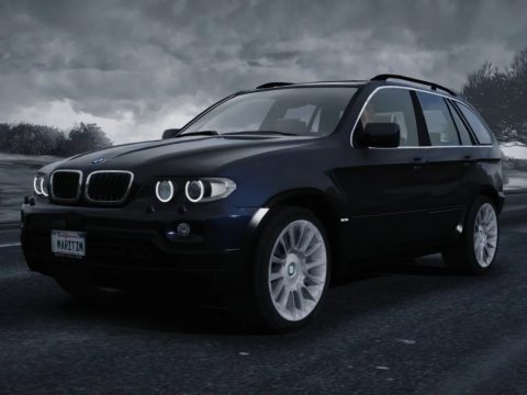 2006 BMW X5 4.8iS Individual (E53/FL) [Add-On / Replace | Tuning | Extras] 1.0