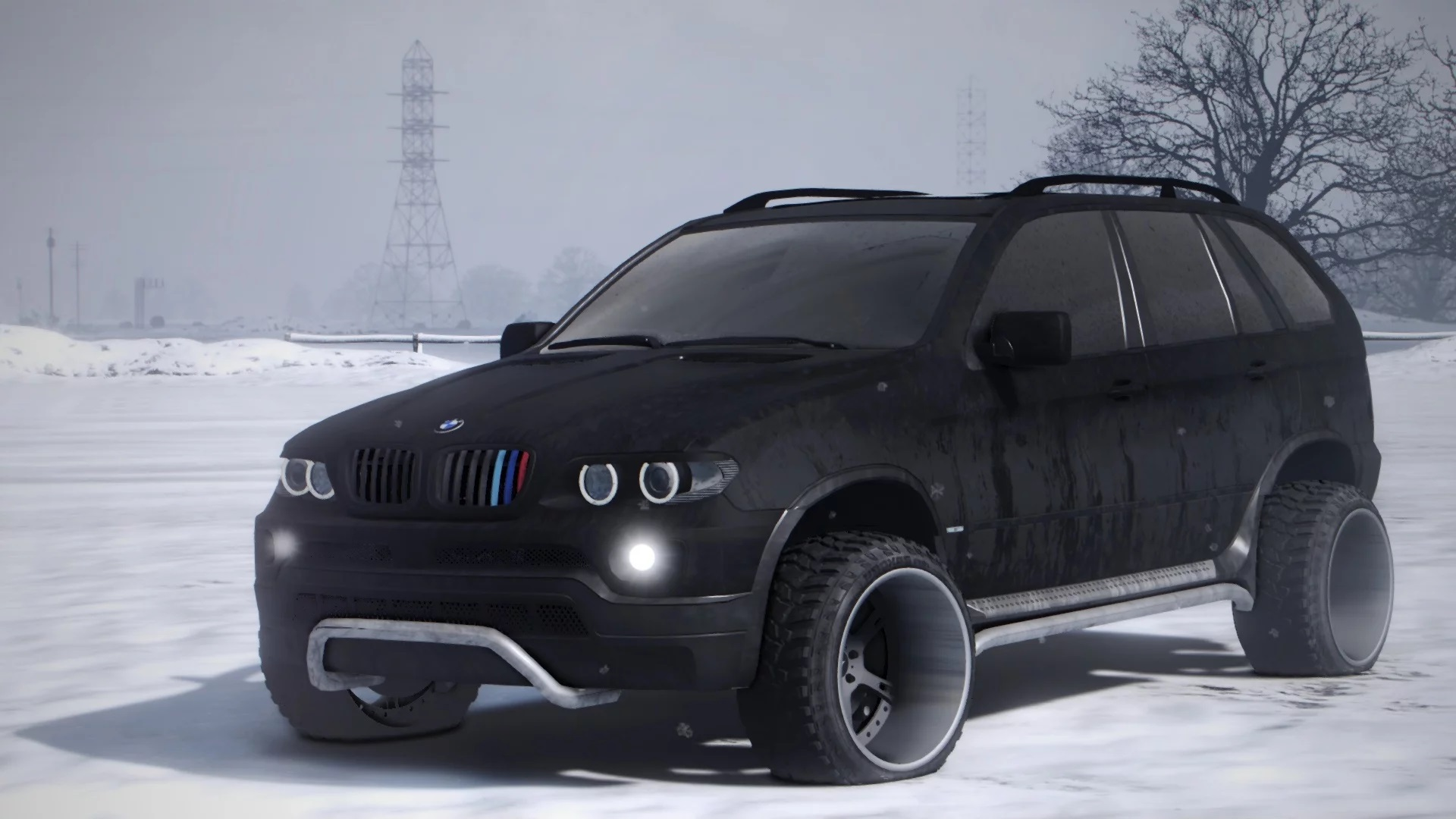 2006 Bmw X5 4 8is Individual E53 Fl Add On Replace Tuning Extras 1 0 Gta5mod Net