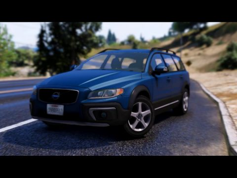 2014 & 2016 Volvo XC70 Pack [2 Versions | Replace | Interior] 1.2
