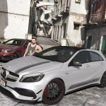 2017 Mercedes-AMG A45 W176 [Add-On / Replace | Template] v1.5a