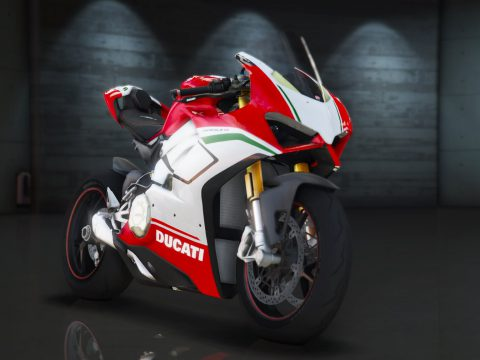 2018 Ducati Panigale V4 Speciale [ Add-On | Tuning | Template ] 1.0