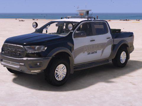 2019 Ford Ranger Raptor ELS 1.0