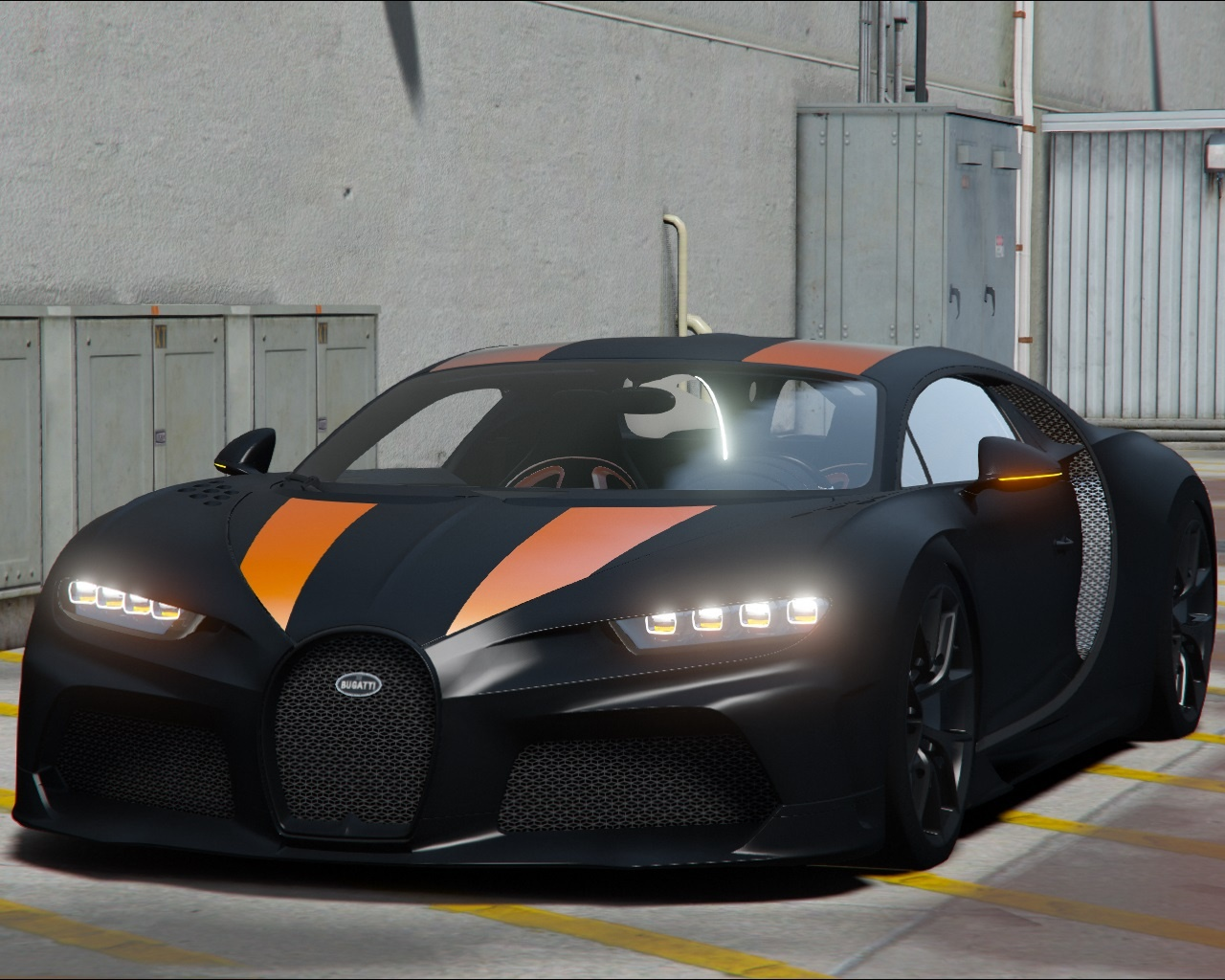 2021 Bugatti Chiron Super Sport 300 Add On 1 1 Gta5mod Net