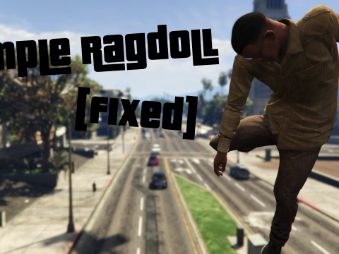 Simple Ragdoll [.NET] v2