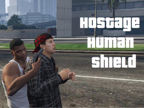 Hostage Human Shield