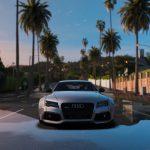 Audi RS7 Sportback Widebody Kit Handling 1.0