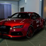 Audi RS7 Sportback Widebody Kit [Add-On / OIV | Tuning | Auto-Spoiler] 1.0