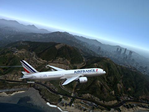 Boeing 787-9 Dreamliner [Add-On] 1.0