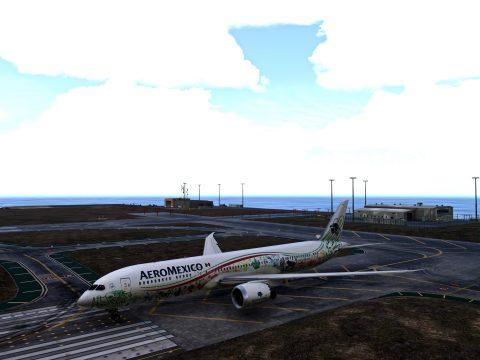 Boeing 787-9 Dreamliner Livery Pack 1.0