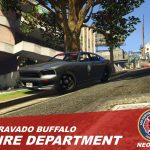 Bravado Buffalo Fire Department Pack [ADDON] 1.0